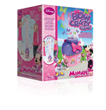 Minnie - Gioco Bow Crazy Con 2 Retini