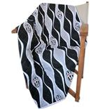 Plaid cotone Juventus
