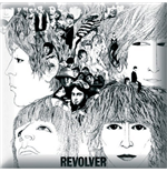 Beatles (The) - Revolver Album (Spilla Badge)