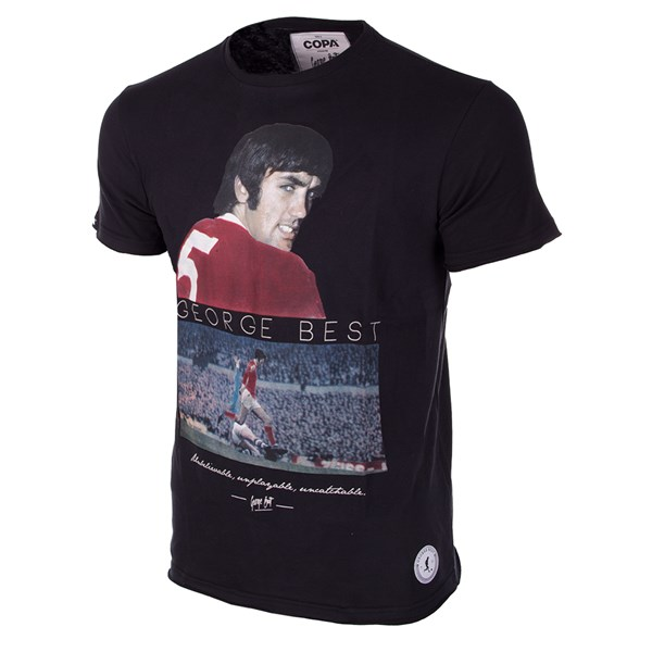 T-shirt George Best United