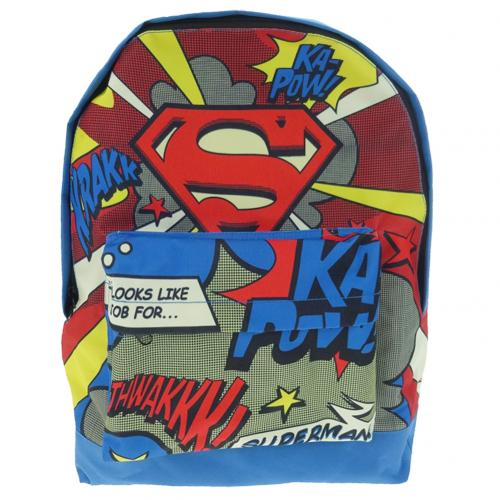 Zaino Superman 228841