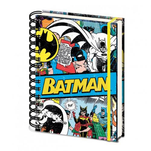 Block Notes Batman A5