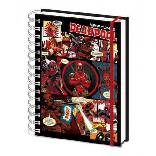 Block Notes Deadpool 228918
