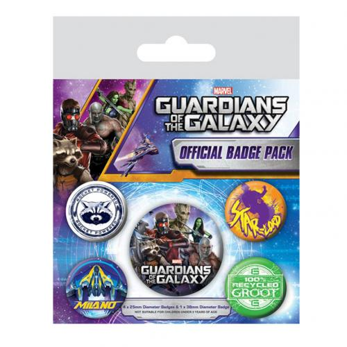 Spilla Guardians of the Galaxy 228934