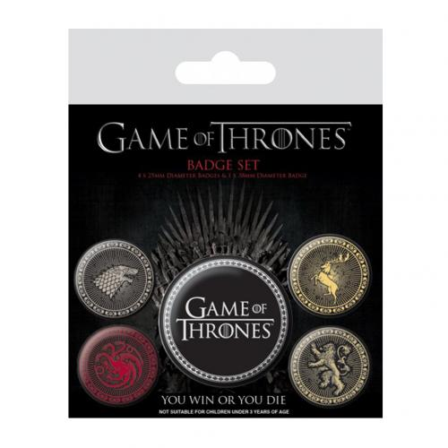 Set Spille Il trono di Spade (Game of Thrones)