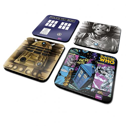Sottobicchiere Doctor Who 228967