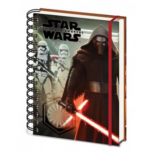 Block Notes Star Wars 229012
