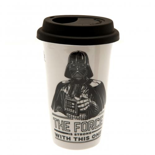 Tazza da viaggio Star Wars Darth Vader