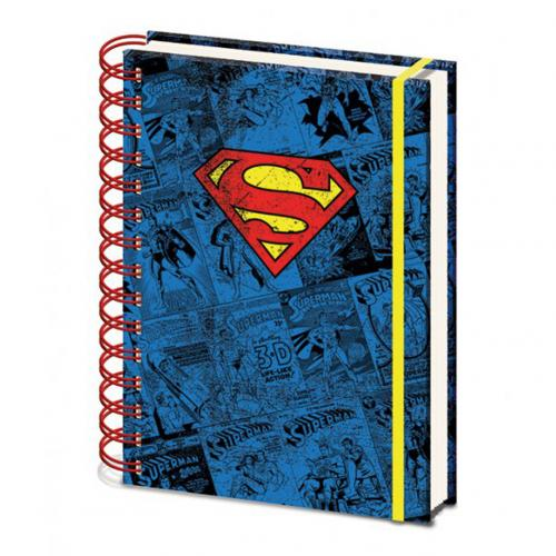 Block Notes Superman A5