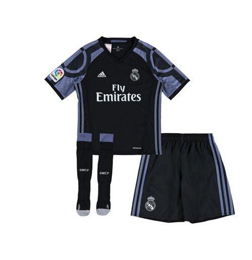Maglia Real Madrid 2016-2017 Third