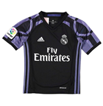 Maglia Real Madrid 2016-2017 Third