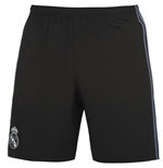 Pantaloncini Short Real Madrid 2016-2017 Third (Nero)