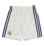 Pantaloncini Short Real Madrid 2016-2017 Home (Bianco)