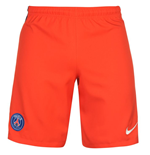 Pantaloncini Short Paris Saint-Germain 2016-2017 Away (Rosso)