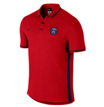 Polo Paris Saint-Germain 2016-2017 (Rosso)