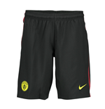 Pantaloncini Short Manchester City 2016-2017 Away (Nero)