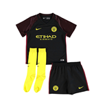 Maglia Manchester City 2016-2017 Away