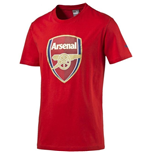 T-shirt Arsenal 2016-2017 (Rosso)