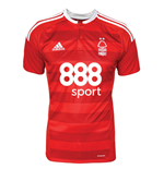 Maglia Nottingham Forest 2016-2017 Home