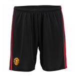 Pantaloncini Short Manchester United 2016-2017 Home (Nero)
