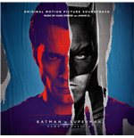 Vinile Batman V Superman - Dawn Of Justice (3 Lp)
