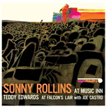 Vinile Sonny Rollins - At The Music Inn