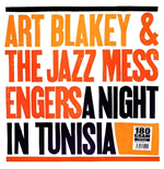 Vinile Art Blakey & The Jazz Messengers - A Night In Tunisia