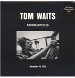 Vinile Tom Waits - Live In Minneapolis  Mn December 16  1975 Kqrs Fm
