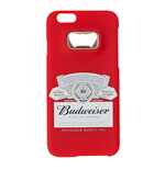 Cover iPhone 6/6s con apribottiglie Budweiser