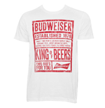 T-shirt Budweiser Boardwalk