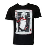 T-shirt Harley Quinn Queen Of Diamonds