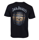T-shirt Jack Daniel's Barrel