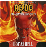 Vinile Ac/Dc - Hot As Hell Broadcasting Live 1977 79
