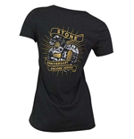 T-shirt Stone Brewing Company da donna