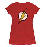 T-shirt Flash da donna