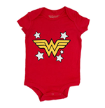 Tutina neonato Wonder Woman