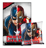 Cuscino Captain America 229974