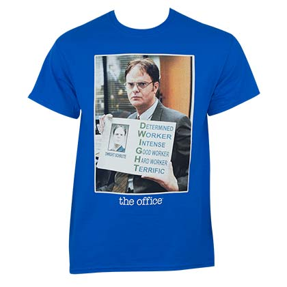 T-shirt The Office Dwight
