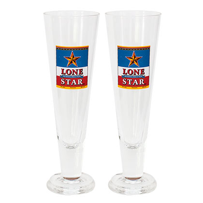 Bicchiere Lone Star Beer