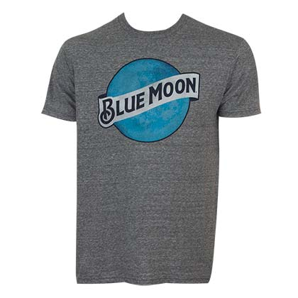 T-shirt Blue Moon Logo