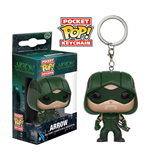 Portachiavi Freccia Verde (Green Arrow) DC Comics 4 cm