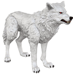 Action figure Il trono di Spade (Game of Thrones) Ghost 8 cm