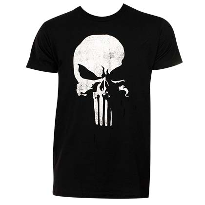T-shirt The punisher 3D Logo