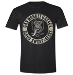 T-shirt Gas Monkey Garage - Blood Sweat And Beers