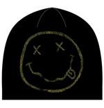 Nirvana - Beanie: Smiley Logo (berretto)