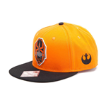 Star Wars - The Force Awakens X-wing Resistence Snapback (Cappellino)