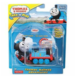 Mattel DNF10 - Thomas And Friends - Dvd Con Veicolo