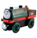 Mattel CDJ02 - Thomas And Friends - Wooden Railway - Samson