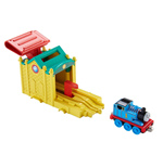Mattel CFC51 - Thomas And Friends - Take-N-Play - Lanciatore Locomotiva Thomas