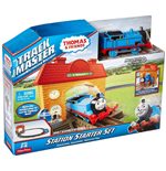 Mattel DFM49 - Thomas And Friends - La Stazione Di Wellsworth
